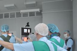 YSAR+ Mobile Complex – A High-tech Solution for Surgeons